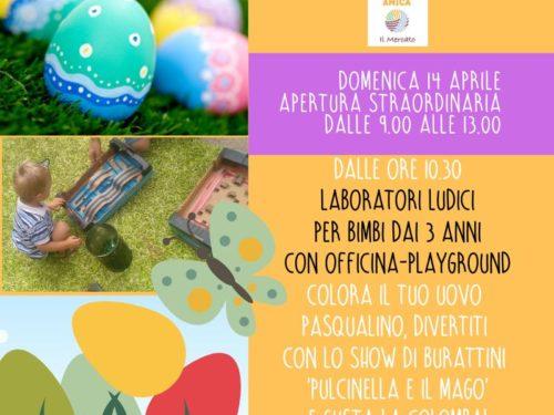 laboratorio per bambini a Ravenna